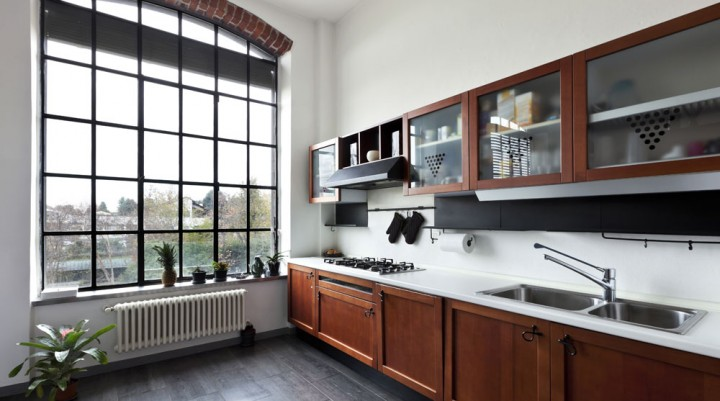carpentry kitchen